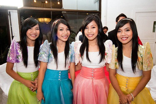 Filipino Sining Quartet, MICA, Gives 'Let It Go' Tribute on South Korean X-Factor 'Superstar K' to Dumbfounded Judges