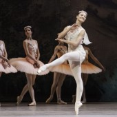 The Fleetingness of Times: An Account of Trials and Tribulations Affecting Ballet Dancers From the Eyes of Morgan Sykes