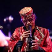Cosmic Philosopher Sun Ra Celebrates 100th Birthday with Arkestra's Forthcoming LP 'In the Orbit of Ra'