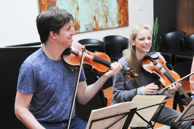 The Kids Are Alright: 'Joshua Bell: A YoungArts Masterclass' Showcases Young Talent and Bell's Endless Pursuit to Inspire