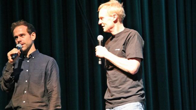 Bryce Dessner and John Schaefer