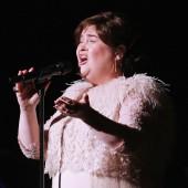 Susan Boyle Crosses Atlantic Symphony Orchestra Picket Line for Oct. 26 Performance, Demonstrators Slight Singer