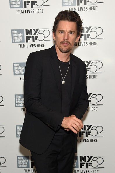 Ethan Hawke to Play Chet Baker in New Biopic 'Born to Be Blue' Directed by Robert Budreau