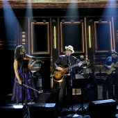 The New Basement Tapes Supergroup Release 'Lost on the River' with Commentary Provided by T Bone Burnett on Spotify