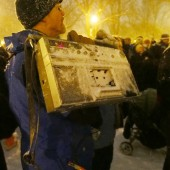 Have Boombox, Will Travel: 'Unsilent Night' Takes to the Streets in 7 New Cities