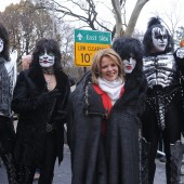 Renee Fleming and Kiss