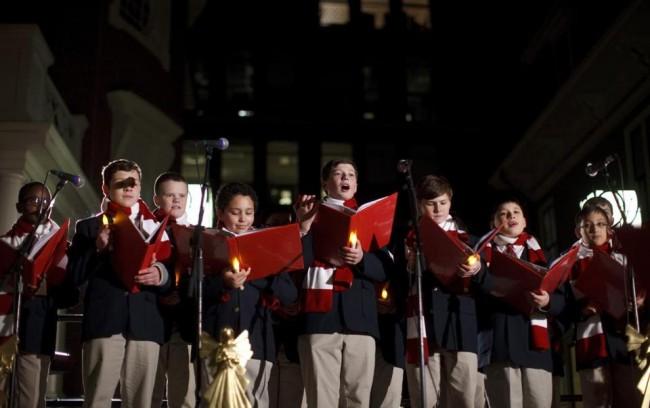 Boys of St. Paul's Choir School